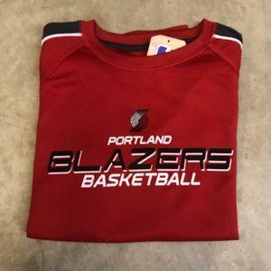 Portland Trail Blazers Basketball Jersey T-Shirt